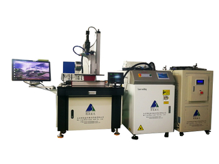 BMM 4 Axis Laser Welding Machine