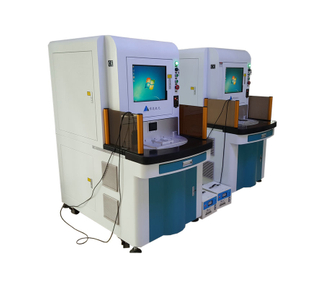 Fiber Laser Marking Machine Rotating Worktable Model
