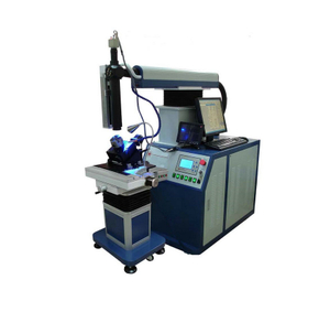 4 Axis Laser Welding Machine