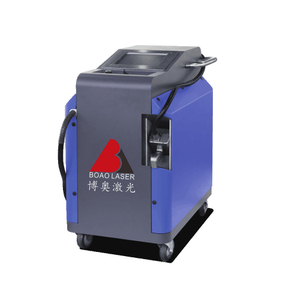 Laser Rust Removal Machine~ Vertical Model